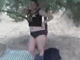 Sex arab outdoor