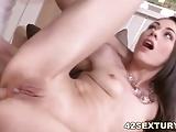 Arwen Gold wild anal ride