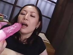 Hot Japanese Milf Masturbate 27