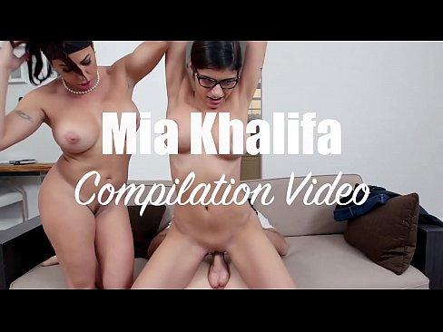 MIAKHALIFA – Sitting on Big Cocks With Big Tits Facing Forward Compilation