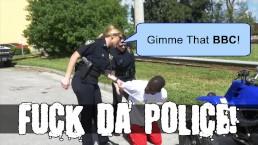 BLACK PATROL Illegal Street Racing Black Thugs Get Busted By MILF Cops – 12:00- {rate}