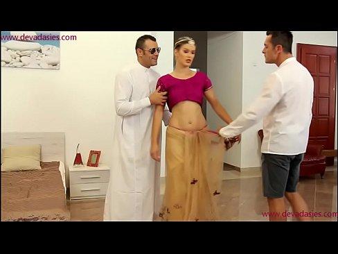 Lost Indian woman (starring Mira Sunset, Renato, Antonio Ross)