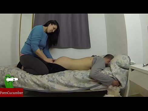 Relax and blowjob