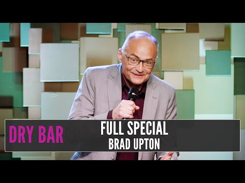 """Will Be Funny For Money"" – FULL SPECIAL FOR FREE – Brad Upton"