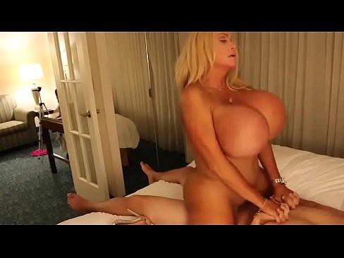 Blonde with huge fake tits gets fucked movie naija porn