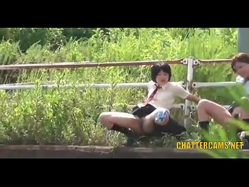 Japanese Asian Teen Schoolgirls Outdoor Pissing Compilation naija porn
