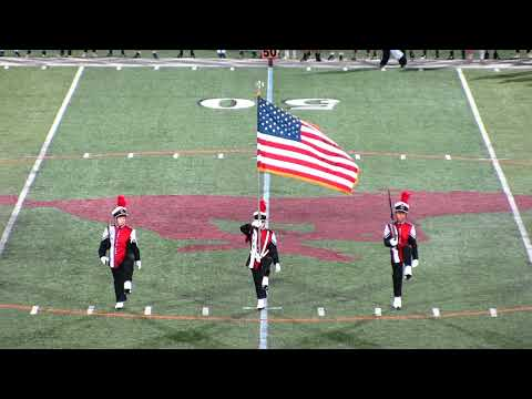 Clifton Mustang Marching Band – 10/18/18  (vs. North Bergen) (Senior Night)