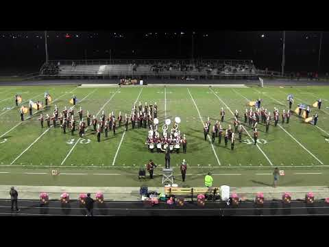 Middle School Marching Band – Halftime Performance