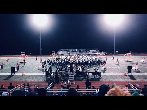 Oakville High School Marching Band 2018 Seckman Contest