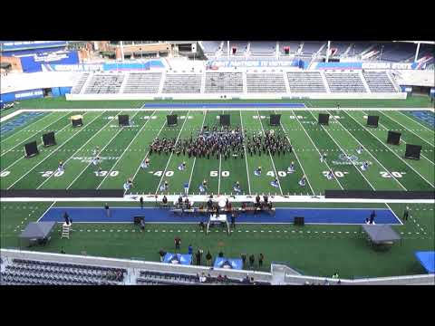 LHS Marching Band at Georgia State Univ Marching Champ 10/20/18