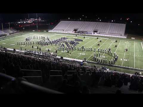 Edmond Memorial Marching Band, OBA 2018, Finals