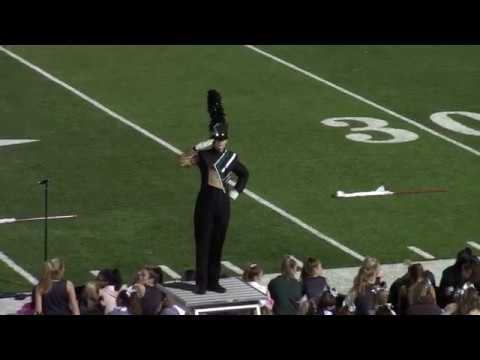 Fremd Viking Marching Band Half Time Show. Oct 19th 2018