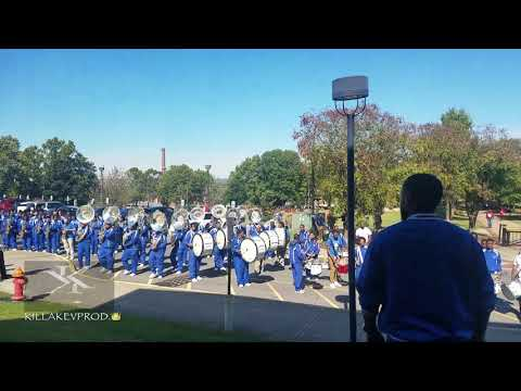 Tennessee State University Marching Band – Friends – 2018