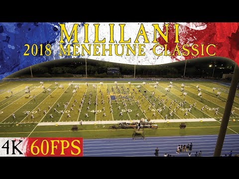 "CIRCUS OF DREAMS | 2018 Mililani HS ""Trojan"" Marching Band & Color Guard 