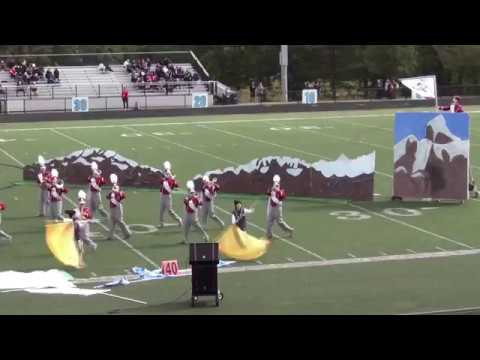 Jackson Liberty Marching Band 2018 Show, Everest