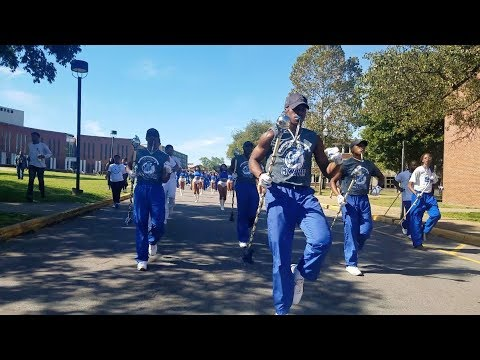 Tennessee State University Marching Band – Marching In #Homecoming – 2018
