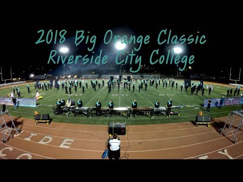 Highland Marching Band: 2018 Big Orange Classic – Full Field 4K