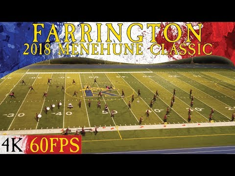 "FROM THE ASHES | 2018 Farrington HS ""Governors"" Marching Band & CG 