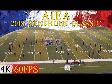 "SUSUMU | 2018 Aiea HS ""Na Ali'i"" Marching Band & CG | 2018 Menehune Classic"