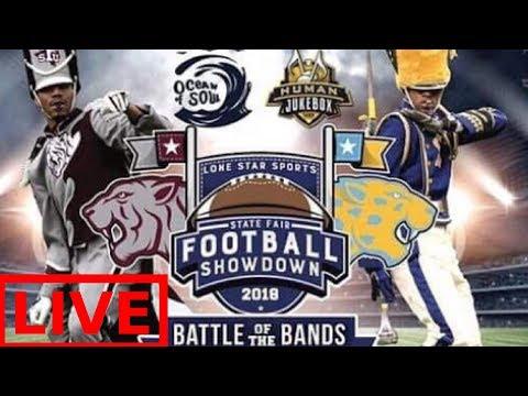 Southern vs TxSU BOTB 2018 Livestream