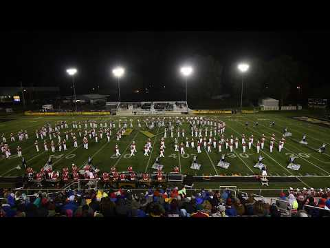 4K-Grove City High School Marching Band Tri-Valley Band Classic