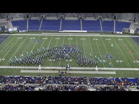 "University of Memphis ""Mighty Sound of the South"" Marching Band"