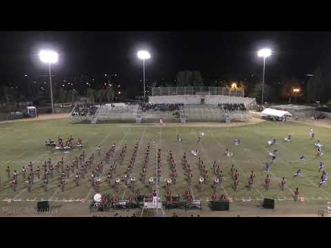 "Savanna HS Mighty Marching Rebel Band & Color Guard | ""Moments of Impact"" – 2018 Kennedy FT"