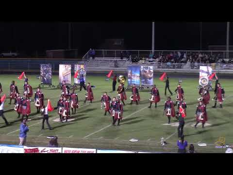 Scotland High School Marching Band 10/20/2018