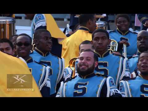 Southern University Marching Band – Trumpet Fanfares – 2018