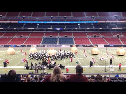 Oakville High School Marching Band 2018 BOA St. Louis Prelims
