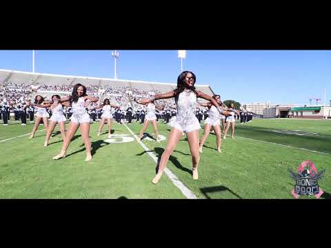 Halftime – Jackson State University Homecoming 2018