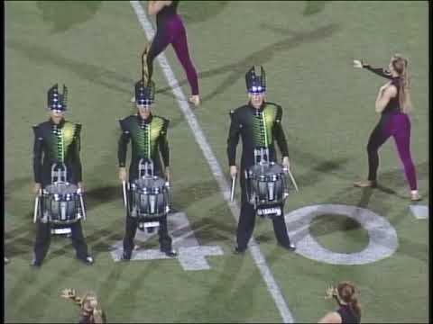 2018 Ronald Reagan HS Marching Band