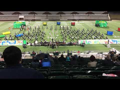 James Martin High School Marching Band 2018 (mystified 2 is in this)