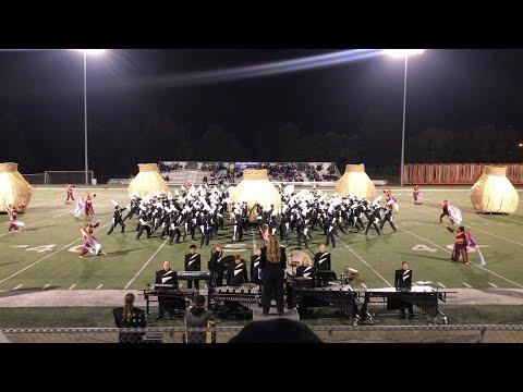 Oakville High School Marching Band 2018 Fort Zumwalt North Contest
