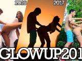 3 Years Fucking Around the World – Compilation #GlowUp2018