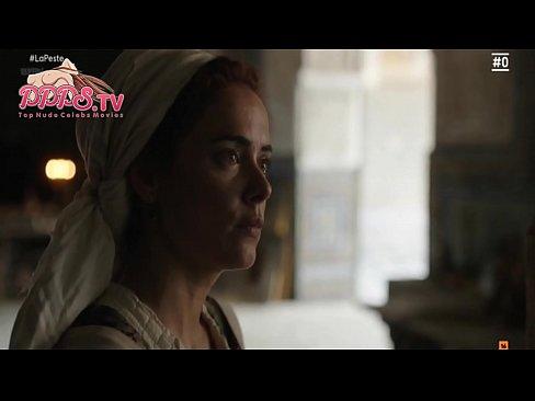 2018 Popular Cecilia Gomez Nude From La Peste Seson 1 Episode 2 HD Sex Scene On PPPS.TV