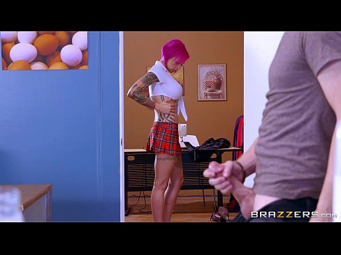 Brazzers – Anna Bell Peaks is a naughty girl