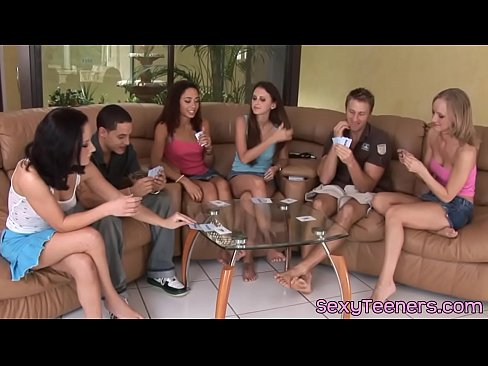 Orgy teens pussylicking and cocksucking