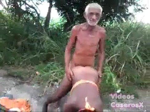 viejito nativo de brasil tambien coje