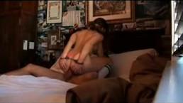Amateur BDSM Fucking At Home