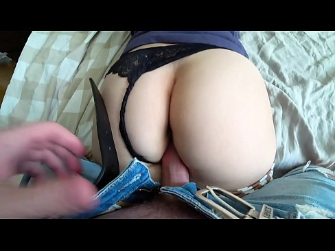 Fucked step sister while she watched snaps
